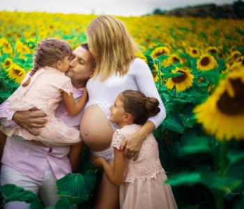 photographe grossesse couple auxerre Yonne