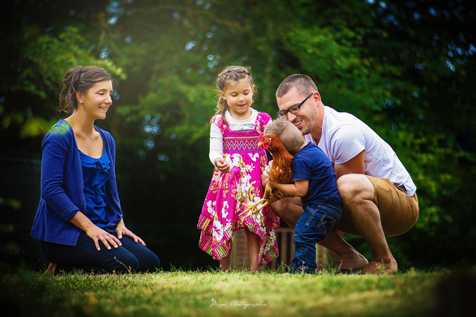 Photographe spécialisé dans la grossesse, la naissance et la famille